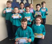 P7 Monthly Class Award Winners for December