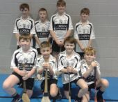 ST PATRICK'S INDOOR 5-A-SIDE HURLING TEAM