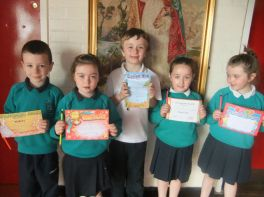 P1 May Awards