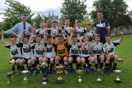 St Pat\'s Gaelic team complete Clean Sweep