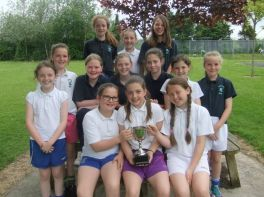 Gaelic Girls win Pearse Og Cup