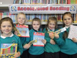 November Accelerated Reading Winners