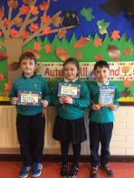 P1, P2 and P3 October Awards