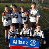Gealic footballers reach finals in mid Armagh Blitz
