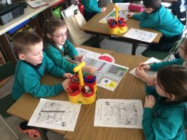 Armagh District Council visit P2 and P3