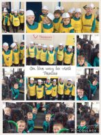 Mrs Thornton's 'Farm to Fork' Tescos Trip