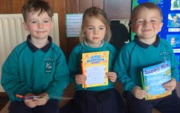 P1 April Awards