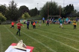 Fun on Sports Day