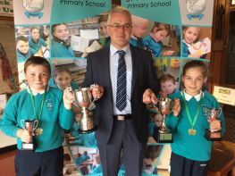 Primary Seven End of Year Awards