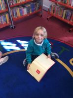 P4 Trip to Armagh Library