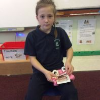Primary Three Show and Tell