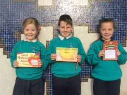 KS2 September Award Winners