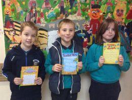 November Class Awards P5-7