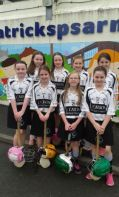 Camogie girls heading for County finals