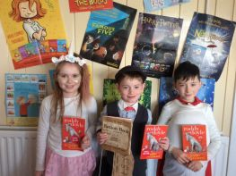Rescheduled World Book Day