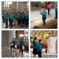 Preparing for our First Holy Communion