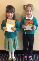P1-P4 April Awards