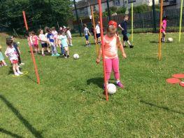 P1-3 Sports Day 2018