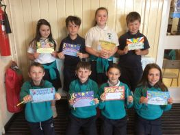 P5-7 Monthly Class Awards