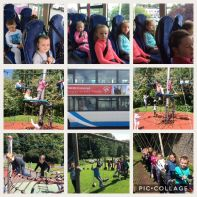 P1 Trip to Peter Pan's Neverland and Loughgall Park