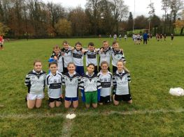 Primary 7 Rugby Blitz