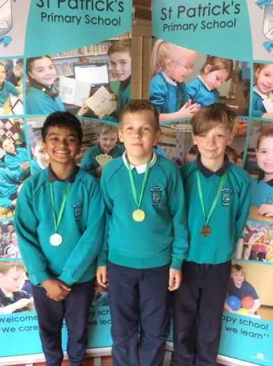 ICT  responsibility award winners