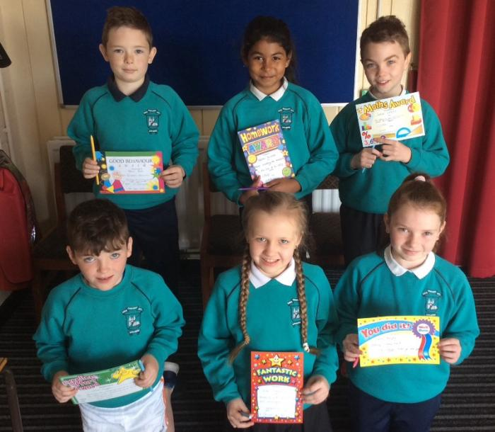 P5 Award Winners for May 2019