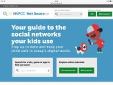 O2 😊 NSPCC Net Aware