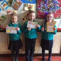 P2 December Award Winners