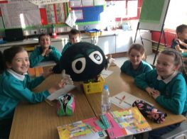 P6 NSPCC Keeping Safe Workshop
