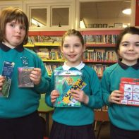 January and February Accelerated Reading Winners