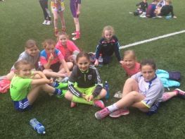 P4 Soccer Tournament at Armagh City Ardmore