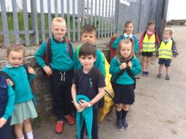 'Walk to School' Week