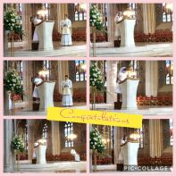 First Communion on Saturday 26th September 2020