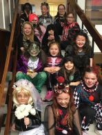 Happy Halloween from Primary 5!