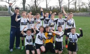St Pat\'s Boys Win Soccer Competition