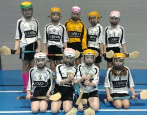 St Patrick\'s Camogs Narrowly miss out